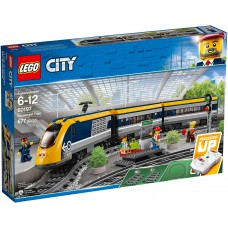LEGO® City Keleivinis traukinys 60197