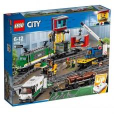 LEGO City I Krovininis traukinys I 60198