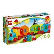 LEGO® DUPLO® skaičių traukinys 10847