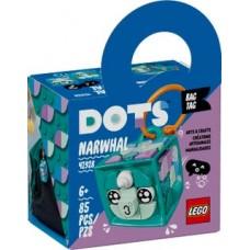 LEGO® DOTS Krepšio pakabukas narvalas 41928