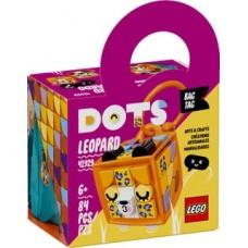 LEGO® DOTS Krepšio pakabukas leopardas 41929