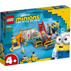 LEGO®  Pakalikai Gru laboratorijoje 75546