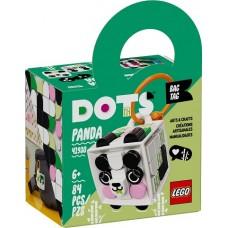 LEGO® DOTS Krepšio pakabukas panda 41930