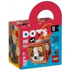 LEGO® DOTS Krepšio pakabukas šuo 41927