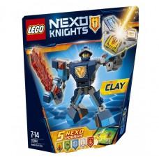 LEGO Nexo Knights Clay koviniai šarvai 70362