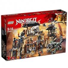 LEGO NINJAGO I  Drakonų urvas I 70655