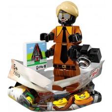 THE LEGO® NINJAGO® MOVIE™ minifigūrėlės | Atgaivinimas Garmadonas-15 | 71019