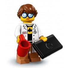 THE LEGO® NINJAGO® MOVIE™ minifigūrėlės | GPL  mokslininkas-18 | 71019