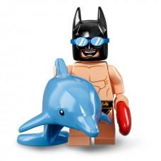 LEGO ® The BATMAN Movie serija 2 I Swimming Pool Batman – 6 I 71020