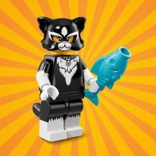 LEGO Vakarėlis serija 18  I Mergaitė Katės Kostiumu I 71021- 12