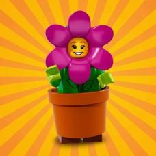 LEGO Vakarėlis serija 18  I Mergaitė Gėlė I 71021- 14