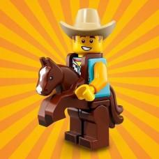 LEGO Vakarėlis serija 18  I Kaubojus I 71021- 15