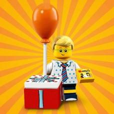 LEGO Vakarėlis serija 18  I Gimtadienio Berniukas I 71021- 16