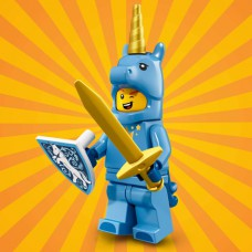 LEGO Vakarėlis serija 18  I Berniukas Vienaragio Kostiumu I 71021-17