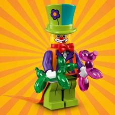 LEGO Vakarėlis serija 18  I Linksmas Klounas I 71021- 4