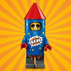 LEGO Vakarėlis serija 18  I Berniukas Fejerverkas  I 71021- 5