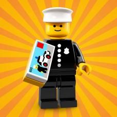 LEGO Minifigūrėlė I Policininkas I 71021- 8