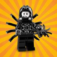 LEGO Vakarėlis serija 18  I Berniukas Voro Kostiumu I 71021- 9