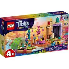 LEGO® Trolls World Tour Linksmieji nuotykiai su plaustu 41253