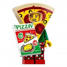 LEGO® Minifigūrėlės | 71025-10 Vaikinas su picos kostiumu | Serija 19