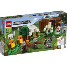 LEGO® Minecraft™ Plėšikų sargybos postas 21159