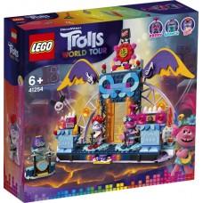 LEGO® Trolls World Tour Koncertas ugnikalnio mieste 41254