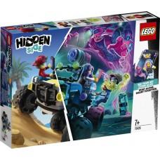 LEGO® Hidden Side Jack paplūdimio bagis 70428