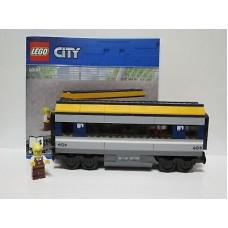LEGO City Vagonas - restoranas su minifigūrėle 60197