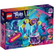 LEGO® Trolls World Tour Techno muzikos šokių vakarėlis 41250