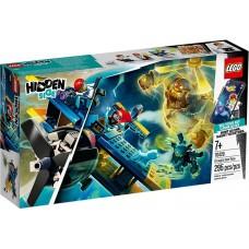 LEGO® Hidden Side El Fuego kaskadinis lėktuvas 70429