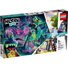 LEGO® Hidden Side Vaiduoklių atrakcionų parkas 70432