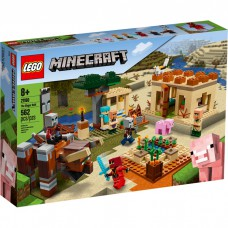 LEGO® Minecraft™ Piktadario reidas 21160