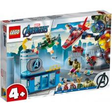 LEGO® Marvel Keršytojų Lokio kerštas 76152