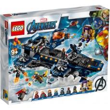 LEGO® Marvel Keršytojų Sraigtasparnis nešėjas 76153