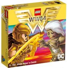 LEGO® DC Wonder Woman prieš Cheetah 76157