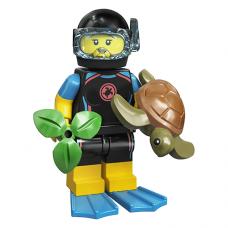 Lego Jūrinis Gelbėtojas 71027- 12