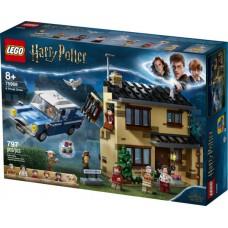 LEGO® Harry Potter™ Ligustrų gatvė 4 75968