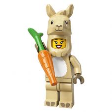Lego Mergaitė lamos kostiumu 71027-7