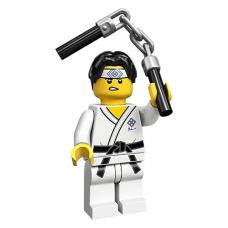 Lego Kovos menų berniukas 71027-10