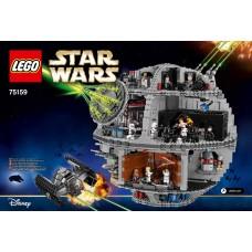 LEGO STAR WARS I Mirties Žvaigždė™ I 75159