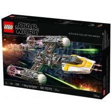 LEGO STAR WARS I Žvaigždžių naikintuvas Y-wing I 75181