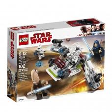 LEGO Star I Wars Jedi™ ir Clone Troopers™ kovos rinkinys I 75206