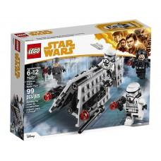 LEGO Star wars I Imperijos patrulio kovos rinkinys  I 75207