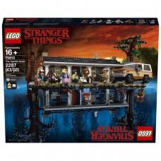 LEGO Stranger Things Aukštyn Kojomis 75810 IDEAS Netflix