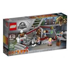 LEGO JURASSIC WORLD I Raptorių medžioklė Jurassic Park I 75932