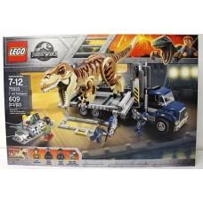 LEGO JURASSIC WORLD I Transportas Tiranozaurui pervežti I 75933