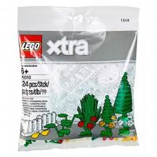 LEGO® Xtra Augalų rinkinys 40310