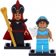 LEGO Disney Serie 2 Minifigūrėlės: 71024-11+71024-12