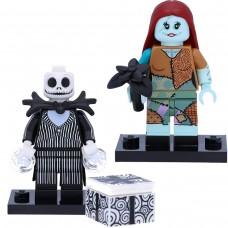 LEGO Disney Serie 2 Minifigūrėlės: 71024-15-16