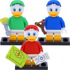 LEGO Disney Serie 2 Minifigūrėlių rinkinys 71024-3-4-5